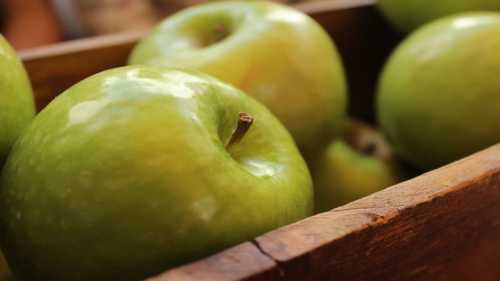 Vape Train's Green Apple eliquid