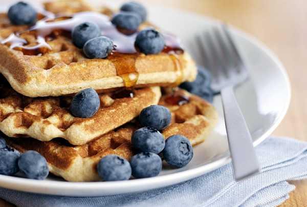 Blueberry Waffles e-liquid Vape