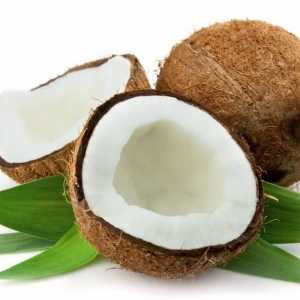 Coconut e-Liquid Vape