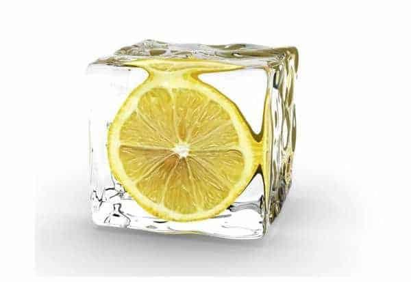 Ice Lemon Menthol e-Liquid