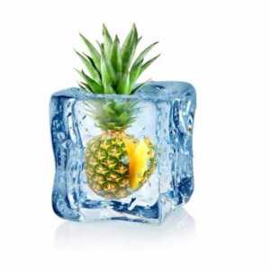 Ice Pineapple Menthol e-liquid