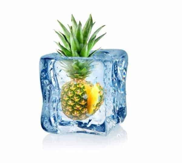 Ice Pineapple Menthol e-liquid
