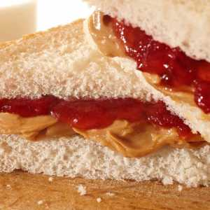 Peanut Butter & Strawberry Jam e-liquid