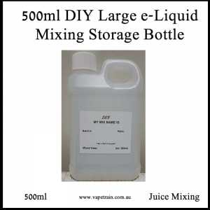 500ml Jerrycan DIY Steeping e-liquid Container Storage Bottle