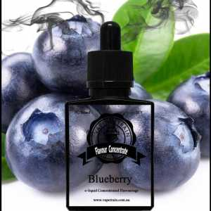 VTA Blueberry Concentrate Flavour DIY Mixing