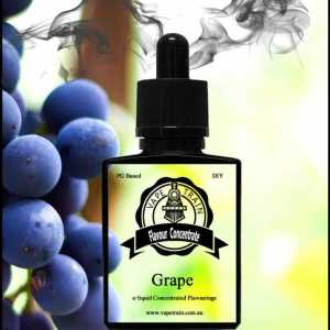 VTA Grape Flavour Concentrate DIY Mixing e-Juice