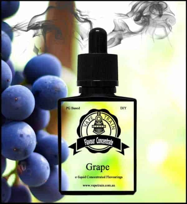 VTA Grape Flavour Concentrate DIY Mixing e-Juice