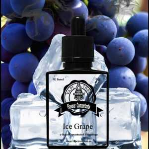 VTA Ice Grape Flavour Concentrate Mixing DIY e-Juice Flavor