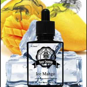 VTA Ice Mango Flavour Concentrate DIY Mixing e-Juice Flavoring
