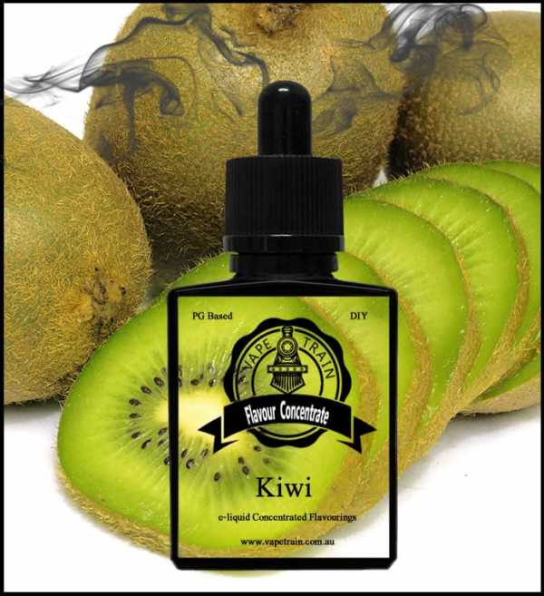 VTA Kiwi Flavor Concentrate DIY e-Juice Recipe Mixing