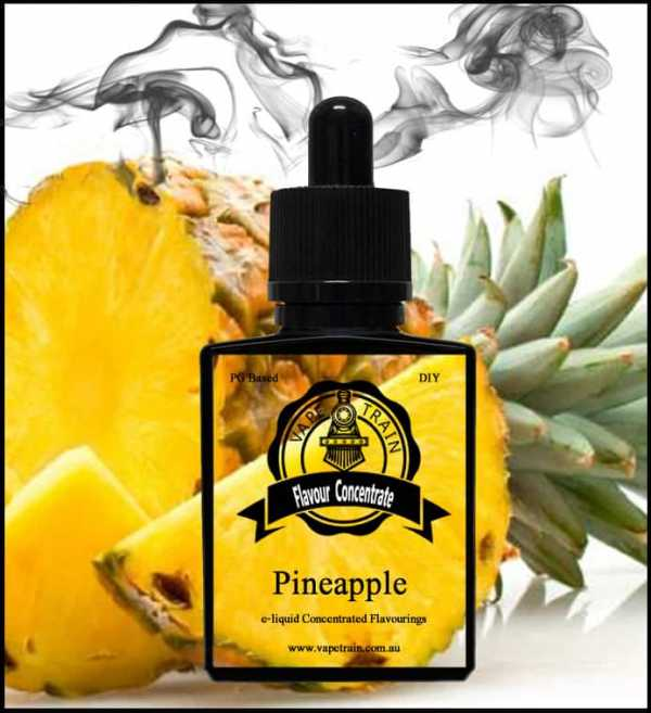 VTA Pineapple Flavor Concentrate DIY Mixing e-juice flavor
