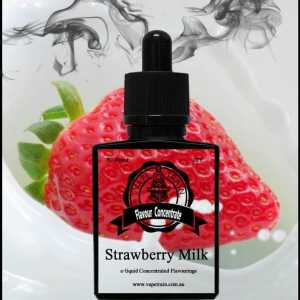 Strawberry Milk - Milkman Concentrated e-Liquid Flavouring