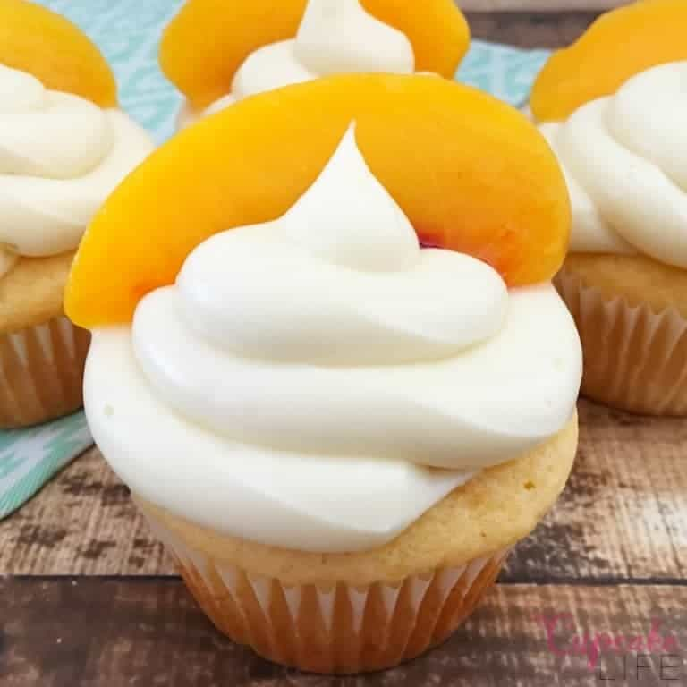 Peach Cream Cupcake e-Liquid Vaping e-Juice By Vape Train Australia