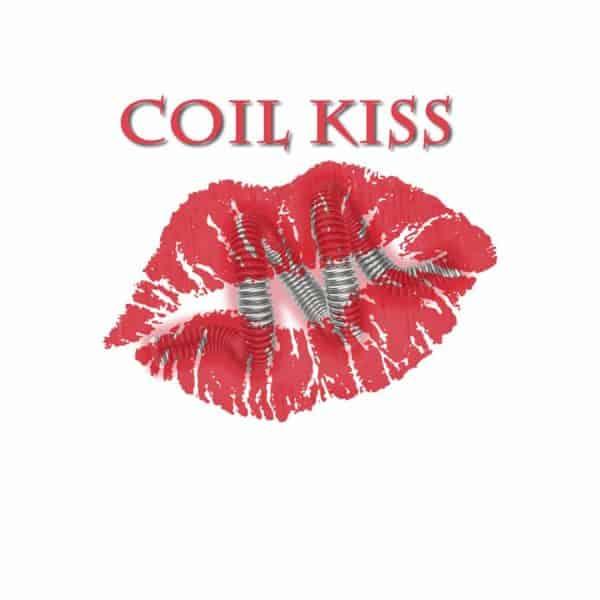 Coil Kiss By Vape Train Australia e-Liquid