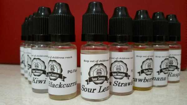 10 Pack VTA Flavour Concentrates