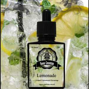 Lemonade Flavour Concentrate DIY for e-Juice Recipe Making