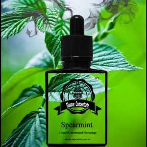 Spearmint Flavour Concentrate DIY for e-Juice Recipe Making