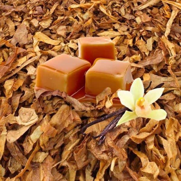 RY6 Caramel Vanilla Tobacco e-liquid