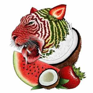 Tigers Blood e-Liquid By Vape Train