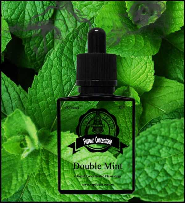 Double Mint Flavour Concentrate DIY for e-liquid Recipe Making