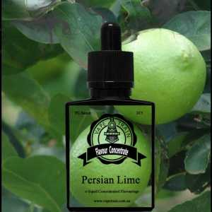 Persian Lime Flavour Concentrate DIY for e-liquid Recipe Making