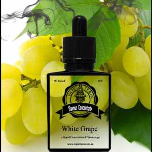 White Grape Flavour Concentrate DIY for e-liquid Recipe Making