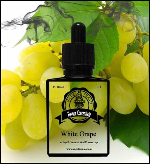 White Grape Flavour Concentrate DIY for e-liquid Recipe Making