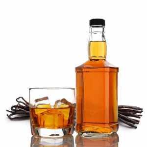 Vanilla Bourbon e-liquid