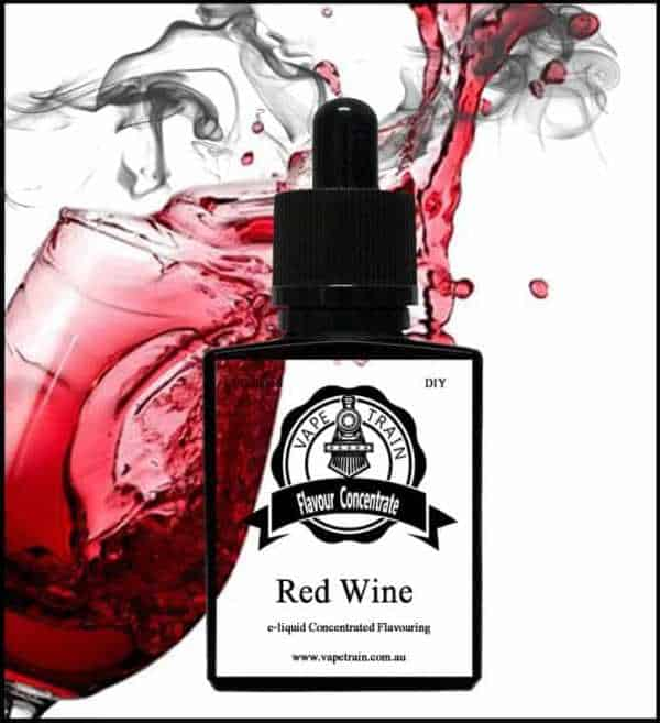 Red Wine Flavour Concentrate DIY for e-Juice Recipe