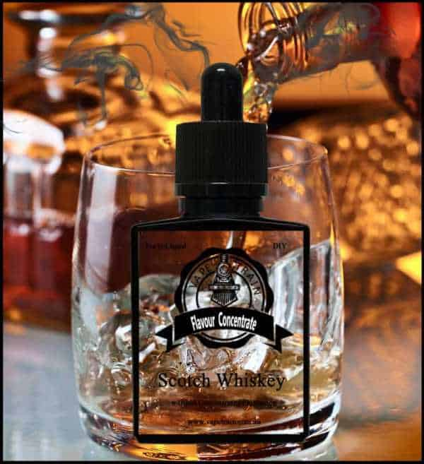 Scotch Whiskey Flavour Concentrate DIY for e-Juice Recipe