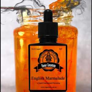 English Marmalade Flavour Concentrate DIY for e-Juice Recipe