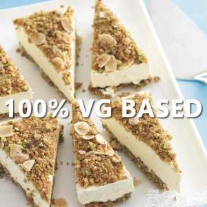 Baklava Cheesecake - 100% VG BASE e-Liquid