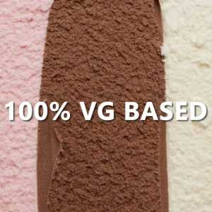 Harlequin Ice Cream - 100% VG BASE e-Liquid