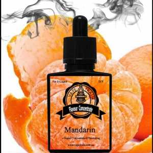 Mandarin Flavour Concentrate DIY for e-Liquid Recipe