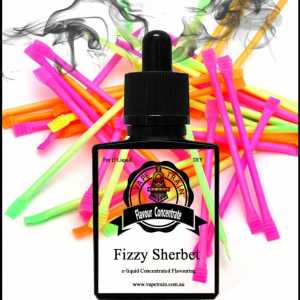 Fizzy Sherbet Flavour Concentrate DIY for e-Juice Recipe
