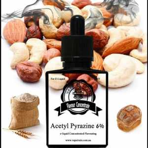 Acetyl Pyrazine 6% Concentrate DIY for e-liquid Recipe