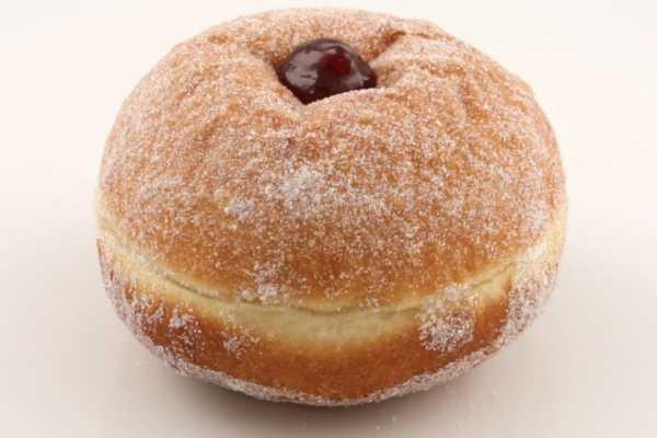 Jam Donut e-Liquid Strawberry Filled Doughnut e-Juice