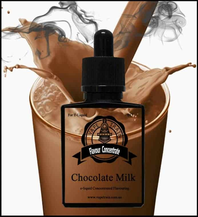 Chocolate Milk Flavour Concentrate DIY for e-Juice Recipe