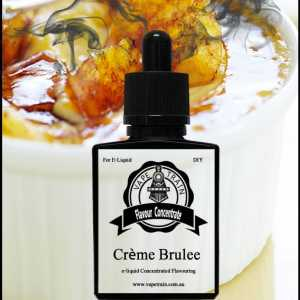 Crème Brulee Flavour Concentrate DIY for e-Juice Recipe