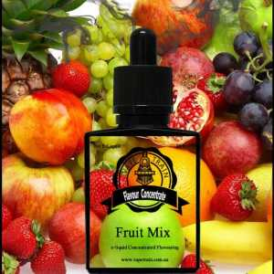 Fruit Mix Flavour Concentrate DIY for e-liquid Recipe