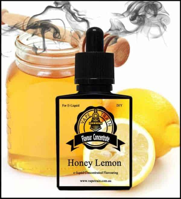 Honey Lemon Flavour Concentrate DIY for e-liquid Recipe