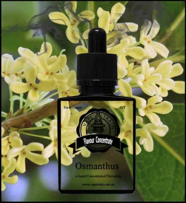 Osmanthus Flavour Concentrate DIY for e-liquid Recipe