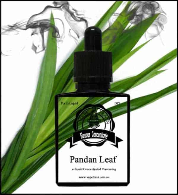 Pandan Leaf Flavour Concentrate DIY for e-liquid Recipe