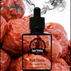 Red Dates Flavour Concentrate DIY for e-Juice Recipe