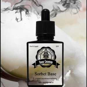 Sorbet Base Flavour Concentrate DIY for e-Juice Recipe