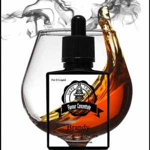 Brandy Concentrate DIY for e-liquid Recipe