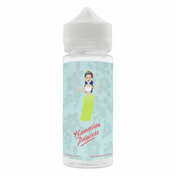 Hawaiian Princess e-Liquid By Delilah Vapes