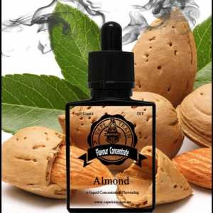 Almond Concentrate DIY for e-liquid Recipe