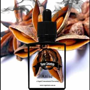 Anise Concentrate DIY for e-liquid Recipe