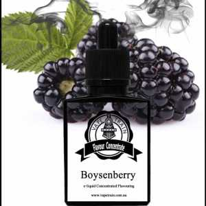 Boysenberry Flavour Concentrate DIY for e-Liquid Recipe